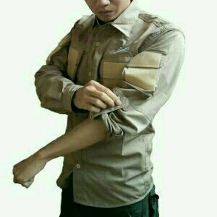 harga Baju pria/lapangan/pengukuran/kemeja tactical 511/atasan/fashion Tokopedia.com