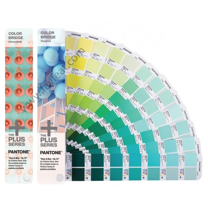 harga Pantone gp6102n color bridge coated & uncoated Tokopedia.com
