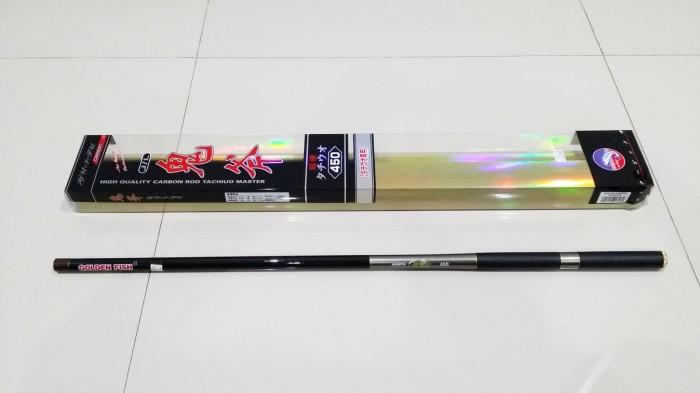 harga Joran / fishing rod / tegek golden fish guifu 450 #5167 Tokopedia.com