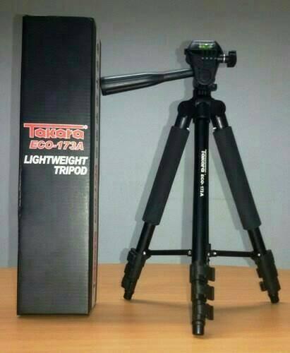 harga Tripod takara eco-173a plus tas Tokopedia.com