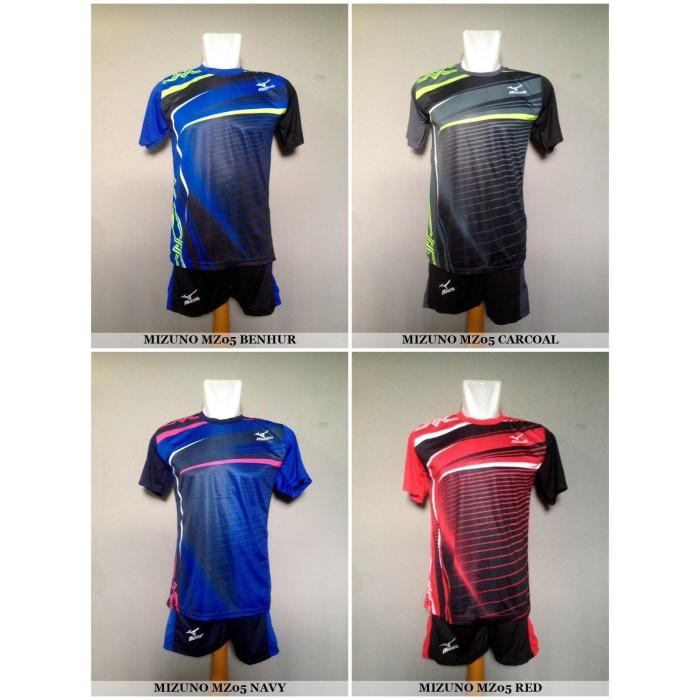 Jual Baju Kaos Jersey Setelan Voli Volley Mizuno MZ05 (Baju Kaos ... c175b78f0b