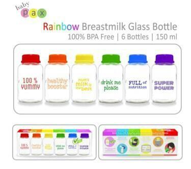 babypax rainbow 150ml