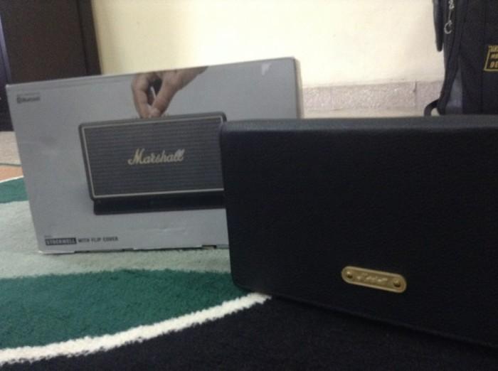 Foto Produk Marshall Stockwell bluetooth speaker + Flip dari Figure Pensi