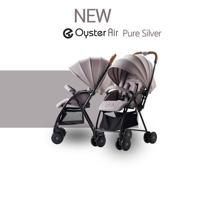 harga Oyster kereta dorong bayi air pure silver Tokopedia.com