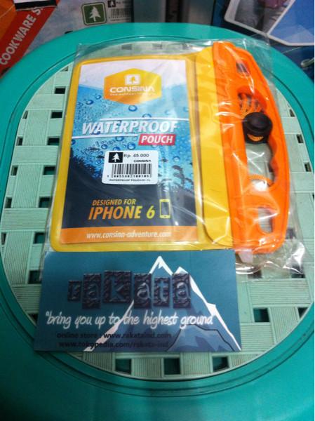 harga Waterproof pouch consina 01 Tokopedia.com