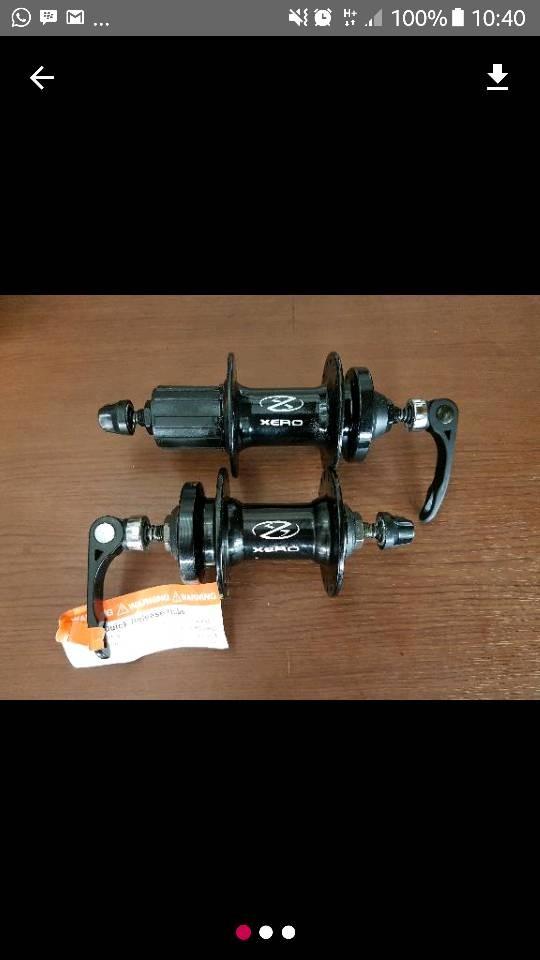 harga Hub freehub xero disc brake sixbolt 32 hole 8-9 speed Tokopedia.com