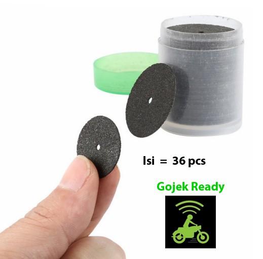 harga Mata tuner mini grinder dremel resin wheel gerinda potong cutting disc Tokopedia.com