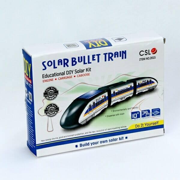 harga Mainan miniatur solar kereta api rakit sendiri cocok u hadiah Tokopedia.com