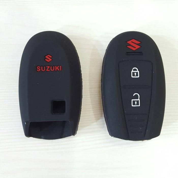 Kondom Kunci Silikon Remote Cover Suzuki All New Swift New Ertiga