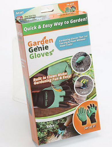 Foto Produk Sarung Tangan Garden genie / sarung tangan kebun dari Shopping Solution