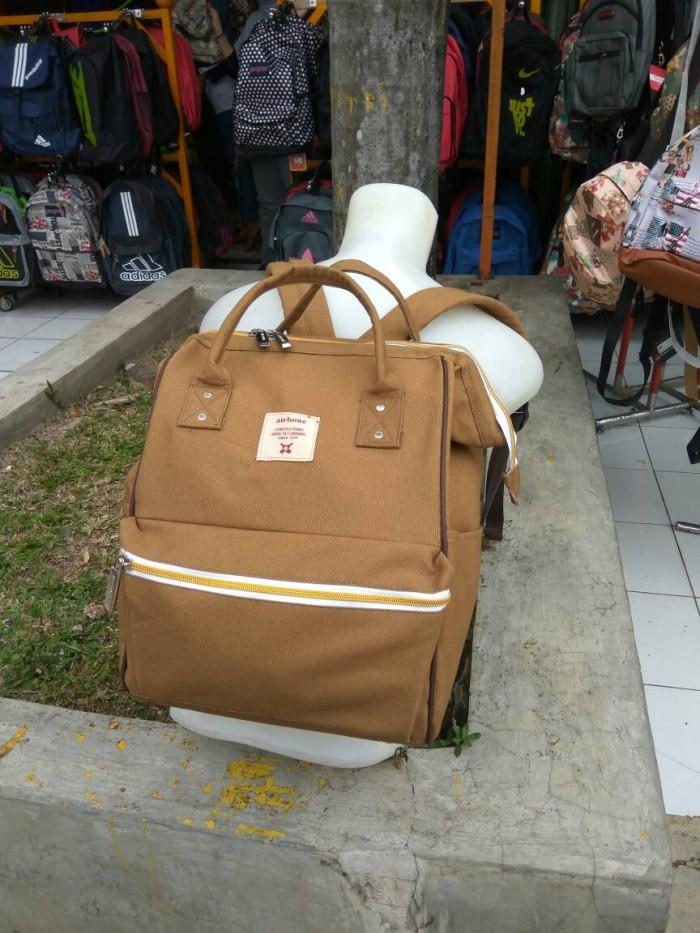 Jual Tas Ransel Backpack Sporty Lucu Tas Korea AIR BONE Mode ANELLO ... fbfd1c123a