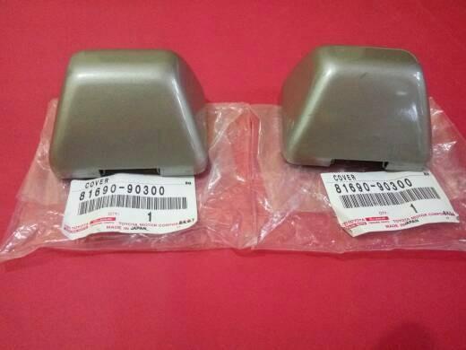 harga Cover/rumah lampu plat nomor belakang toyota landcruiser hardtop oem Tokopedia.com