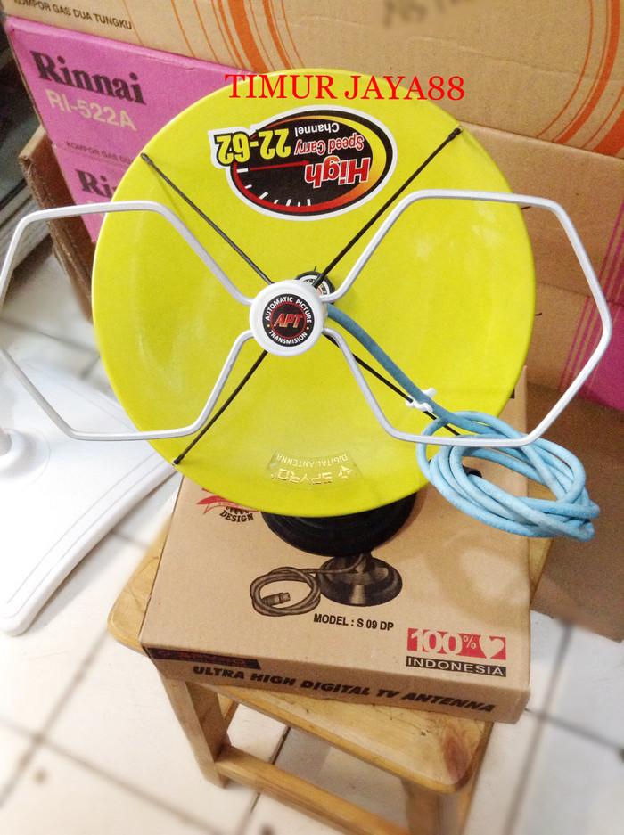 Antena digital indoor / mini parabola /antena spyro