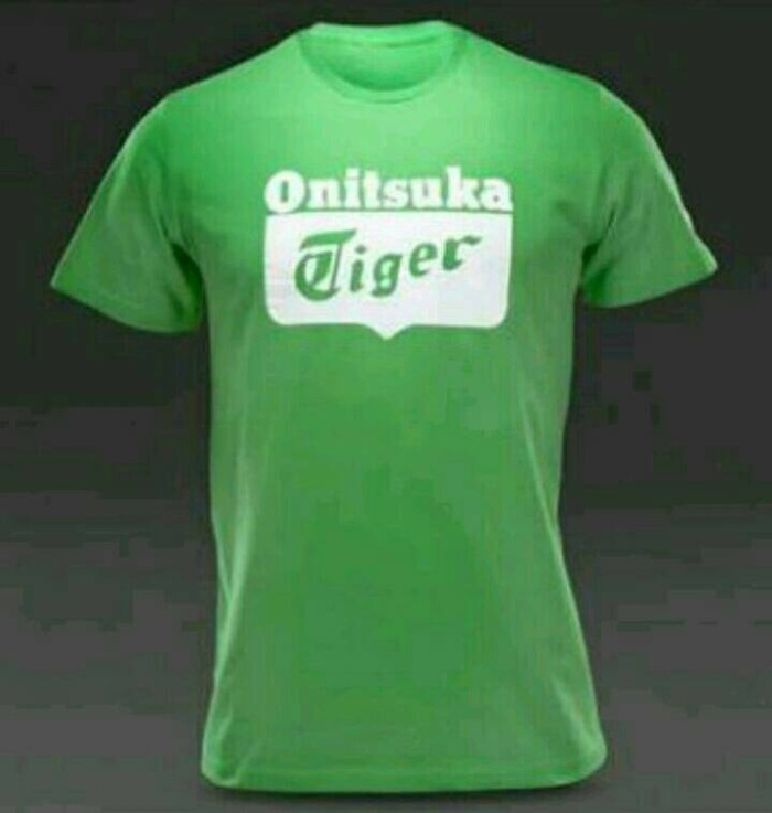 harga Kaos onitsuka tiger/tshirt/tees/baju/t-shirt Tokopedia.com