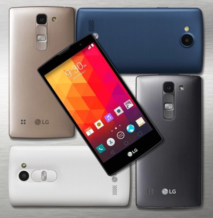 Foto Produk LG LEON 4G LTE dari Electromedia_shop