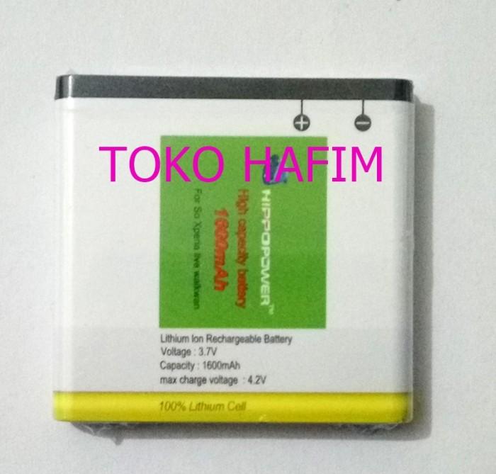 harga Batrai baterai battery batre sony ericsson vivaz pro u8i ep500 Tokopedia.com