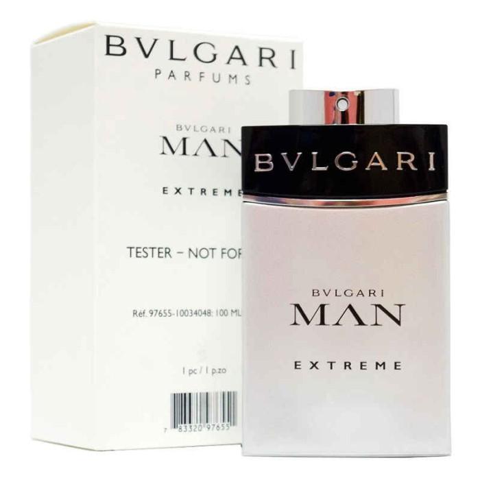 Parfum original bvlgari man extreme edt 100ml ori eropa parfume for me