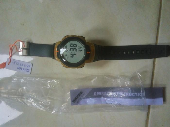 Jam Tangan Pria Skmei Original TORNADO Anti Air Sport Gaul Import Asli 6454c0eb83