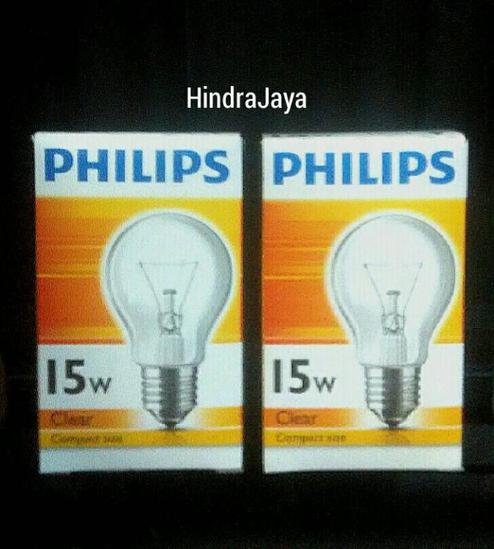 Foto Produk Lampu Bohlam Philips 15w dari Hindrajaya