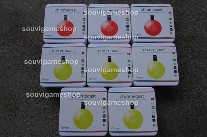 harga New google chromecast 2 (color) Tokopedia.com
