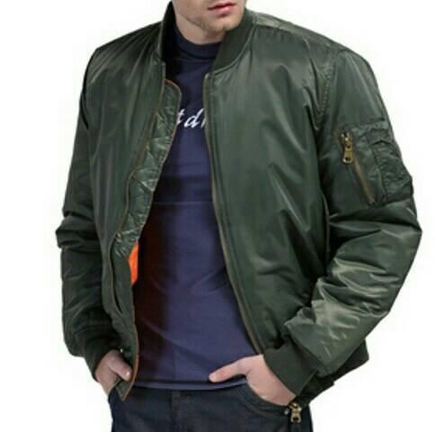 harga Jaket bomber jaket tom cruise jaket scoot jaket parasut jaket pilot Tokopedia.com