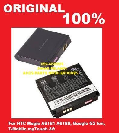 harga Batre baterai battery htc g2 magic sapp160 1340 mah ori 100% 900902 Tokopedia.com