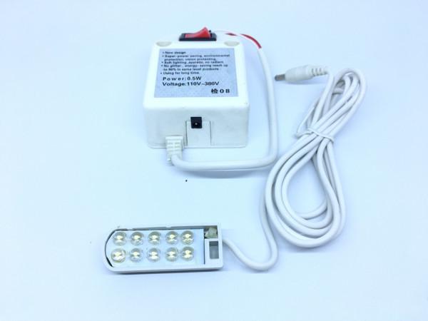 harga Lampu mesin jahit led tidak bertiang (sistem tempel magnet) Tokopedia.com