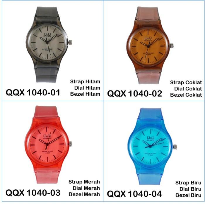 Q&Q - Jam Tangan Analog Pria QQX 1040 #id-store