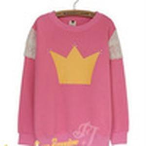 Princess Lace Sweater