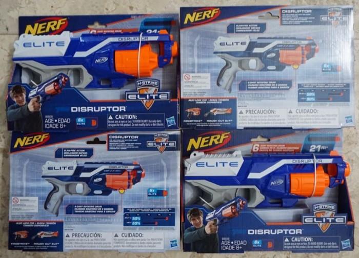 harga Nerf Disruptor / Nerf Elite Pistol Nerf Blaster Tokopedia.com