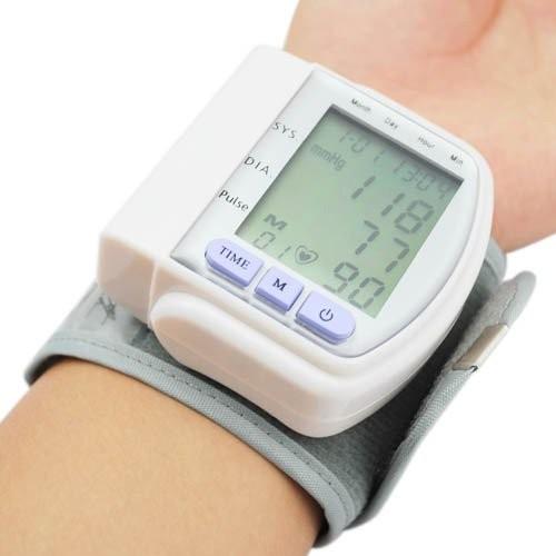 harga Automatic wrist blood pressure monitor ck103 alat ukur tekanan darah Tokopedia.com