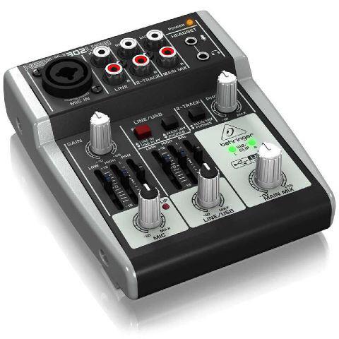 harga Audio mixer behringer xenyx 302usb Tokopedia.com