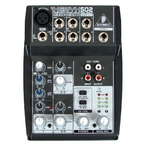 harga Audio mixer behringer xenyx 502 Tokopedia.com
