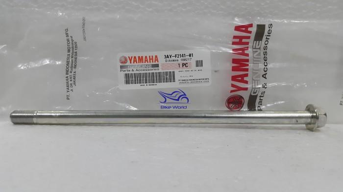 harga As Swing Arm Rx King 3ay-f2141-01 Yamaha Genuine Parts & Accessories Tokopedia.com