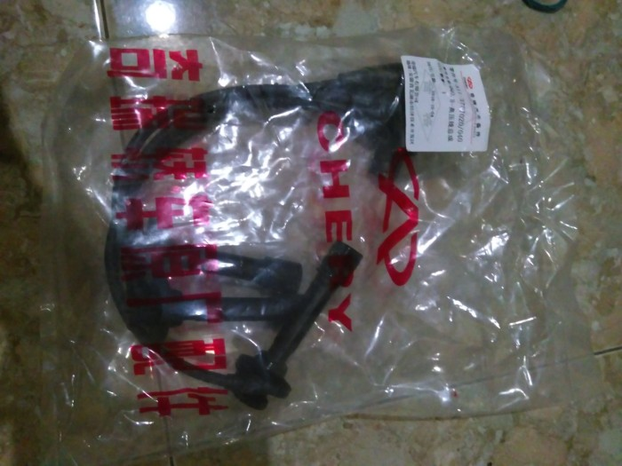 Jual Kabel Busi Chery Qq 0 8 Original Set 3 Pcs Pekalongan Zamm57 Auto Parts Tokopedia