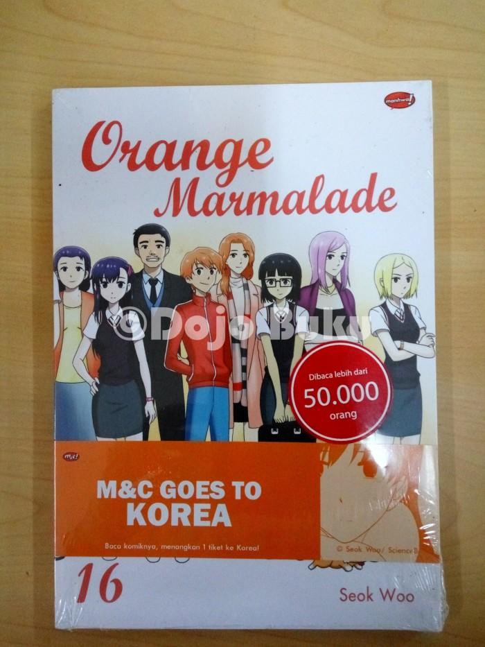 harga Komik seri : orange marmalade ( seok woo ) Tokopedia.com
