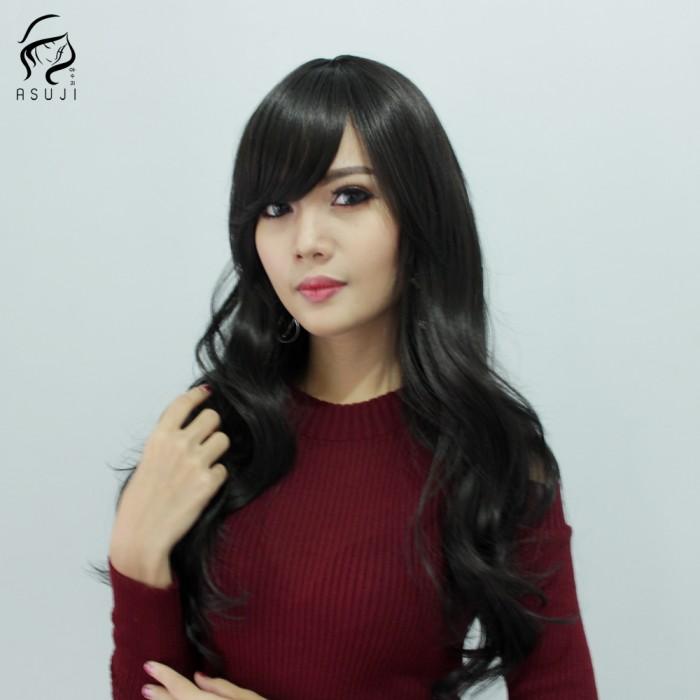 Review Jual Wig Panjang-Cindy   Rambut Palsu Cindy Oleh Asuji Di Kab ... ef001a7e21