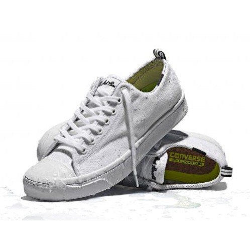 31cbe07c3c1b5f Jual Sepatu Converse Jack Purcell M-SERIES Shield Canvas White ...