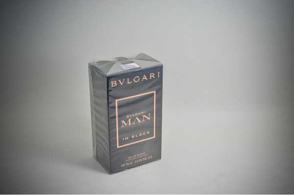 Parfum original 100% bvlgari man in black