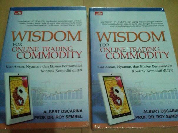 harga Wisdom for online trtading commodity Tokopedia.com