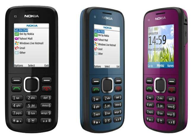 harga Nokia c1-01 Tokopedia.com