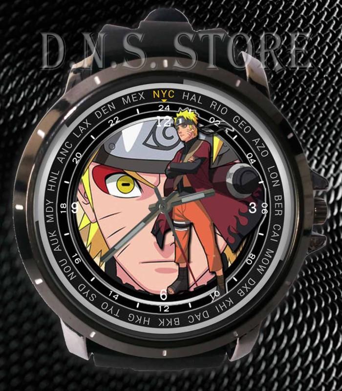 harga Jam tangan custom naruto v murah meriah Tokopedia.com
