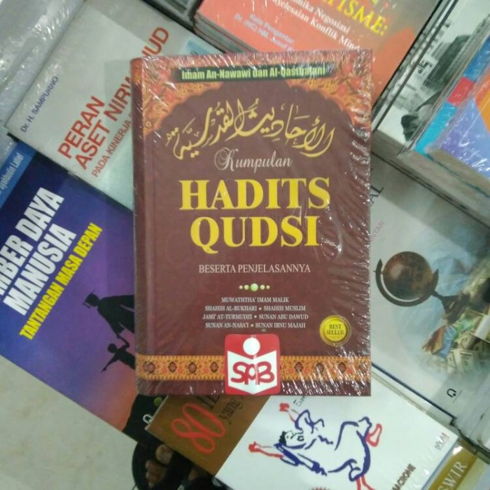 Jual Kumpulan Hadits Qudsi Imam An Nawawi Social Agency Baru