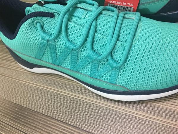 harga Sepatu jogging piero webber green/blue/white Tokopedia.com