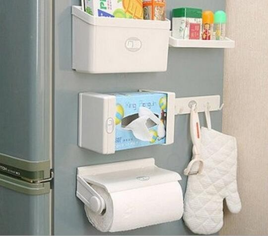 harga Kulkas organizer rak refrigarator rack multifungsi praktis magnet Tokopedia.com