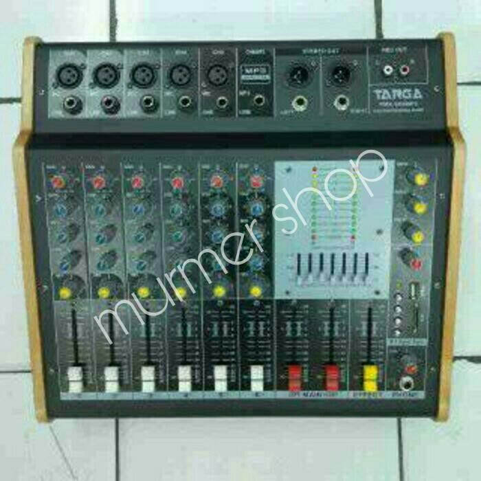 harga Power mixer audio 6 chanel pmx-605 Tokopedia.com