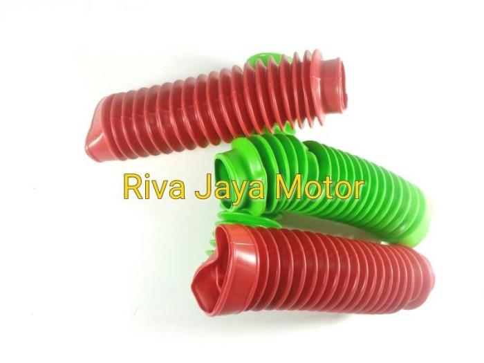 harga Karet cover tutup shock depan klx ts tiger rx king thunder ninja warna Tokopedia.com