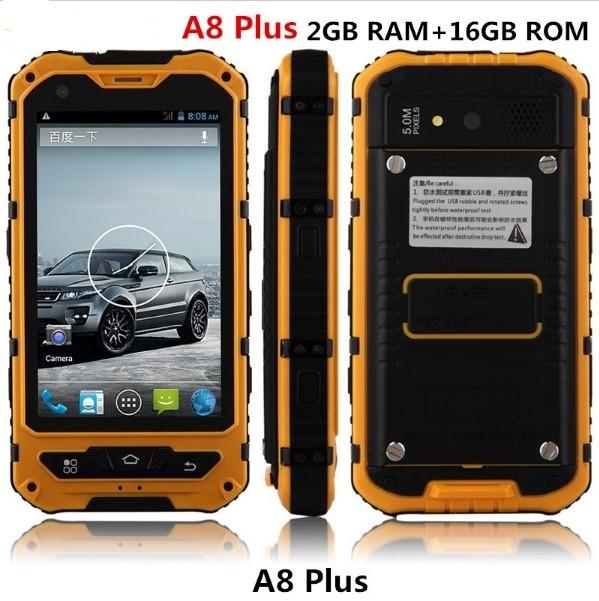 outlet store sale 5cc7a e0deb Jual Original A8 plus waterproof RAM 2 GB ROM 16 GB IP68 - Kota Batam -  Mechatro | Tokopedia