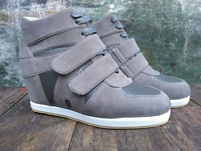 harga Sneaker wedges sepatu wanita kets heels boots tumblr nike Tokopedia.com