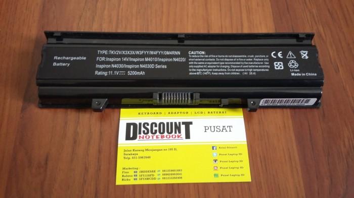 harga Battery dell inspiron 14v 14vr m4010 n4020 n4020d n4030 n4030d Tokopedia.com